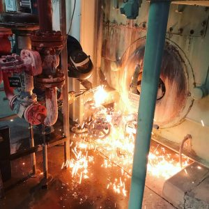 Grandview Boiler Installation